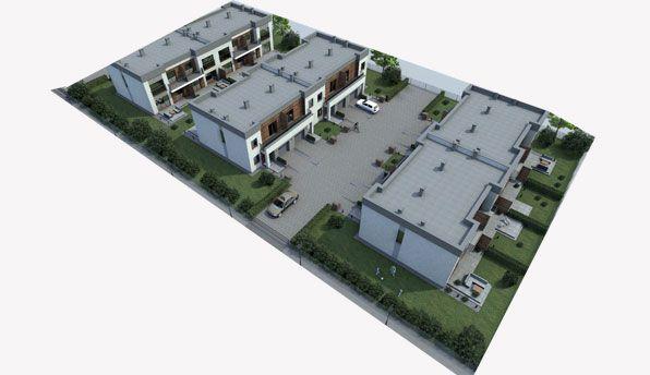 AMG Development In - wizualizacja osiedla
