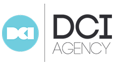 logo DCI advertising agency Artur Pujszo