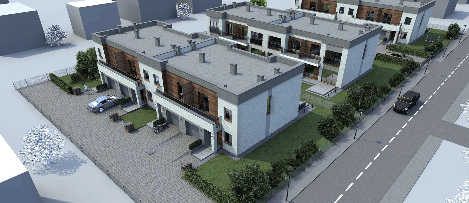 wizualizacja osiedla Amg Development In